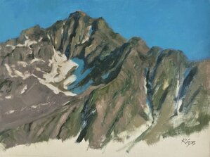 Alps Paintings